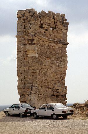 Aya Tekla Church - Ruined wall of Aya Tekla Church in Silifke