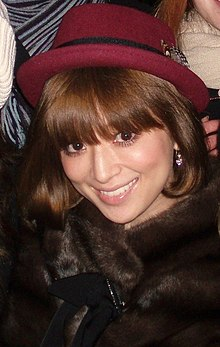 Ayumi Hamasaki in London (cropped).jpg