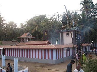 Marthandam - Vedisasthan Kovil