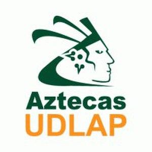 Aztecas - Image: Aztecas UDLA Plogo