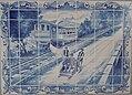 Azulejo représentant le train de Monte et les luges permettant reliant Monte à Funchal.jpg