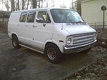 Dodge Ram van - Wikipedia