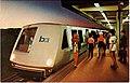 BART train at Richmond station postcard.jpg