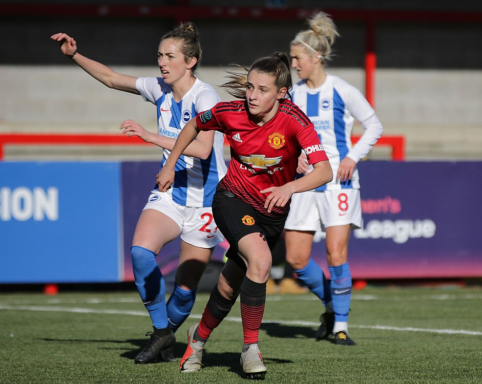 BHA Women 0 Man Utd Women 2 WFAC 4th rd 03 02 2019-440 (33110591858).jpg