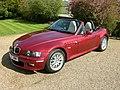 BMW Z3 3.0i Calypso Red 2002 - Flickr - The Car Spy (17).jpg