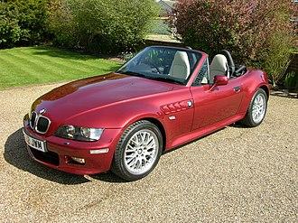 BMW 3 Series (E36) - 2002 BMW Z3 3.0i