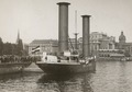 BUCKAU. Stockholms ström. 1925 - Sjöhistoriska museet - Fo24220A.tif