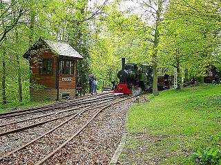 Bredgar and Wormshill Light Railway