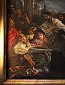 Baciccio, san francesco saverio battezza una regina orientale, 1705, 03.JPG