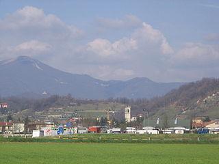 Bagnatica Comune in Lombardy, Italy