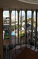 Bahia Princess Hotel view from 3rd floor stairway (399198850).jpg