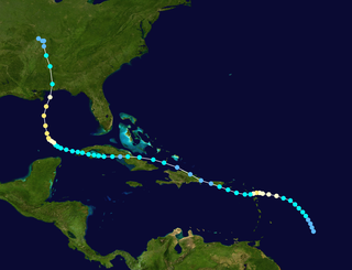 Hurricane Baker (1950) Category 3 Atlantic hurricane in 1950