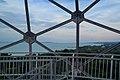 Balatonboglár, Kugel-Aussichtsplattform, Blick nach O 2014-08.jpg