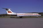 Balkan Bulgarian Airlines Tu-134A-3 LZ-TUM ZRH 1985-11-11.png