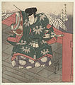 Bandô Mitsugorô III in de rol van Shigetada-Rijksmuseum RP-P-1958-467.jpeg