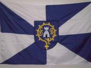Ascurra - Image: Bandeira ascurra sc