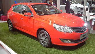 Baojun - Image: Baojun 610 001 Auto China 2014 04 23