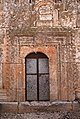 Baptistery, Bashmishli (باشمشلي), Syria - West façade doorway - PHBZ024 2016 4337 - Dumbarton Oaks.jpg