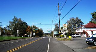 Baptistown, New Jersey Unincorporated community in New Jersey, United States