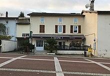 Restaurant Chez Christophe Bellefontaine