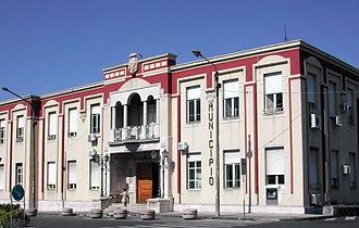 Barcellona Pozzo di Gotto - Longano Palace.