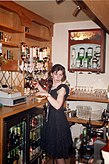 British barmaid