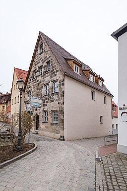 Barthstraße in Lauf an der Pegnitz