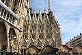 Basilique Sagrada Familia façade sud ouest Barcelone 6.jpg