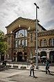 Batthyány tér market hall in Budapest District I (10890086176).jpg