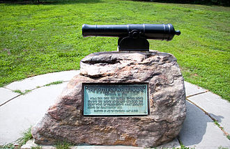 Battle of White Plains - Battle of White Plains Historic Site