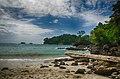 Beach at Manuel Antonio Park - panoramio (1).jpg