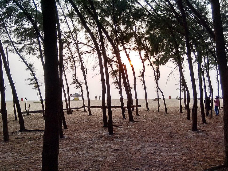 Beach near Mangalore