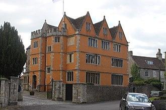 Ravenscroft School, Somerset -  Beckington Castle pictured in 2015