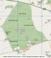 Bedford Purlieus Map 2011.png