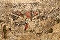 Begijnhofkerk, muurschildering , de Kroning van Maria , detail - 373726 - onroerenderfgoed.jpg