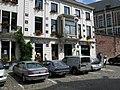 Belgique - Mons. Restaurant Le Marchal près de la Sainte Waudru - panoramio.jpg