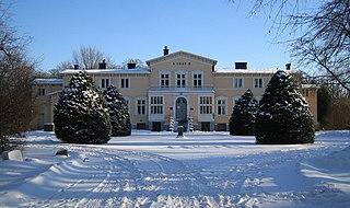 Bellevuegården Neighbourhood in Skåne County, Skåne, Sweden