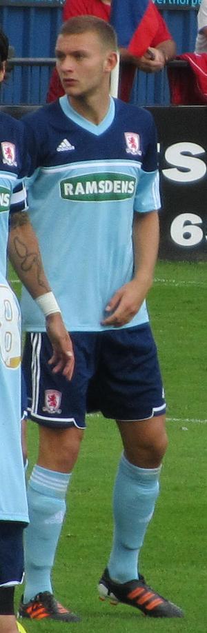 Ben Gibson (footballer)