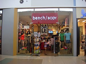 Bench (Philippine clothing brand)