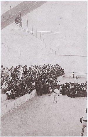 Valencian pilota - Escala i corda match, 1925