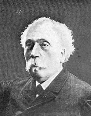 Benjamin Baillaud - Édouard Benjamin Baillaud.