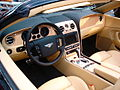 Bently Contienental GTC inside.jpg