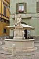 Bergamo fontana del delfino con tritone .jpg