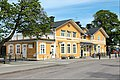 Bergslagssafari Uppland 2012 12 Tierps järnvägsstation.jpg