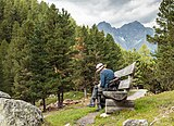 Bergtocht in de omgeving van bergdorp S-charl 17-09-2019. (actm.) 02.jpg