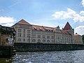 Berlin, Kaserne des Kaiser Alexander Garde-Grenadier-Regiments, Spree 2014-07 (1).jpg