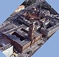 Berlin-Alexanderplatz-10-Rathaus-Nikolaiviertel vom Fernsehturm-1993-gje.jpg