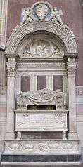 Monument funèbre à Leonardo Bruni