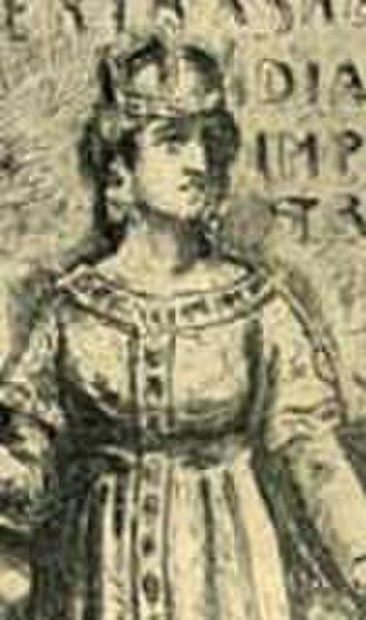 Bertha of Savoy - Bertha of Savoy