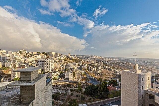 By Lux Moundi (Bethlehem, Israel) [CC BY-SA 2.0], via Wikimedia Commons
